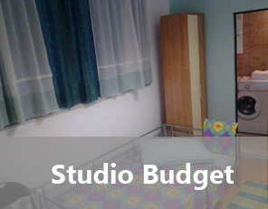 backpackers studio apartment with private bathroom
