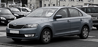 skoda rapid private car