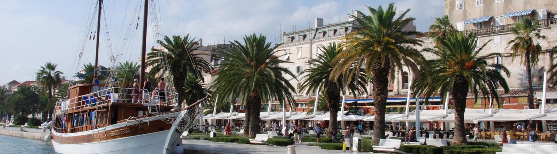 Hostel accommodation in Split